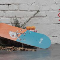 Monster Skateboard Magazine Adventskalender Favorite Skateboards