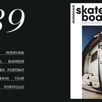 Monster Skateboard Magazine #339