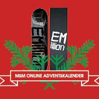 Monster Skateboard Magazine Online Adventskalender 2013 EMillion